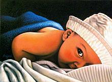 I bambini ci guardano - Salvatore Ruggeri - Olio