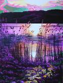 Poesia di un tramonto - GRECO Bruno - Acrilico