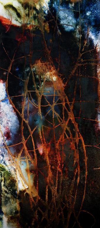 Inside the heart - Massimo Di Stefano - Tecnica mista su polistirene - 650,00 €