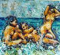 Tre donne - tiziana marra - Olio - 400,00€