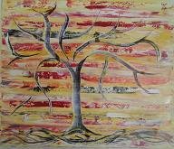 L'albero dell'esistenza - Girolamo Peralta - Olio - 150€