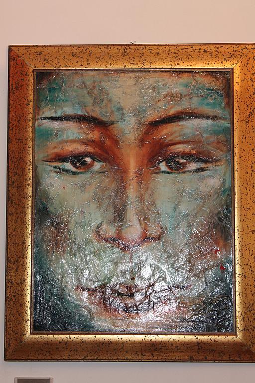 Arcaico - tiziana marra - Olio - 300,00 €