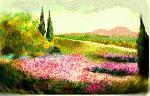 Vortice vangoghiano - Michele De Flaviis - Digital Art