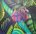 Castello nel cuore - Monica Bedini - Acrilico