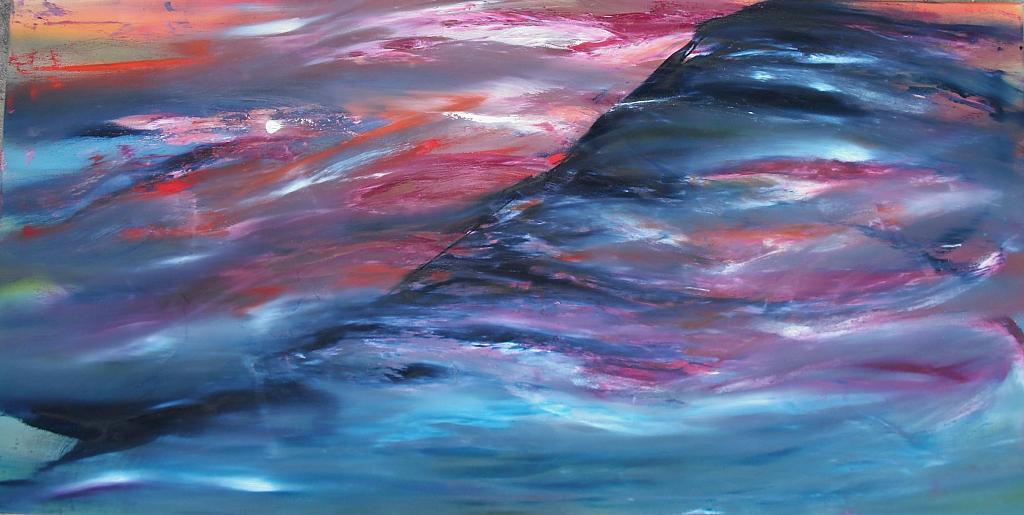 Mare d'inverno - Davide De Palma - Olio -  €