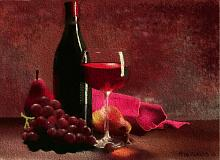 Montepulciano abruzzese - Michele De Flaviis - Digital Art - 80€