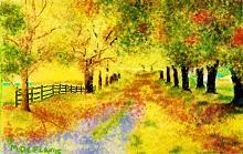 I colori dell'autunno - Michele De Flaviis - Digital Art