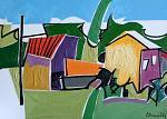 Paesaggio - Gabriele Donelli - Olio - 300€