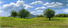 Cielo d'Irlanda - Michele De Flaviis - Digital Art - 150€