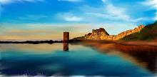 Mare della Sardegna - Michele De Flaviis - Digital Art