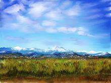 Cime del Gran Sasso - Michele De Flaviis - Digital Art