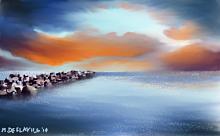 Mare! - Michele De Flaviis - Digital Art