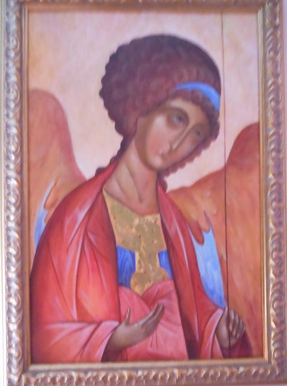 San Michele Archangelo ciclo  Angeli e Santi - BubArt Studio - Olio - 500 €