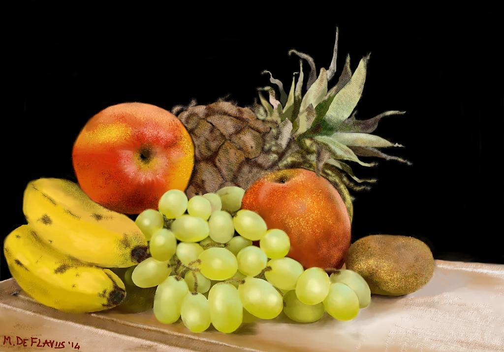 Frutta! - Michele De Flaviis - Digital Art