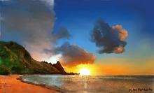 Honolulu - Michele De Flaviis - Digital Art
