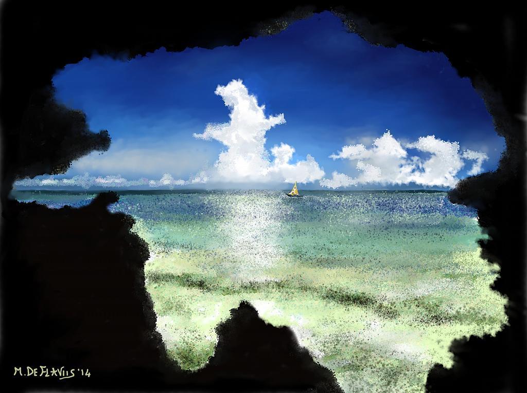 Zanzibar - Michele De Flaviis - Digital Art