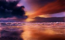 Mare mosso - Michele De Flaviis - Digital Art