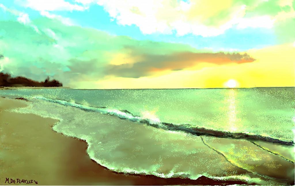 Zanzibar3  - Michele De Flaviis - Digital Art - 90 €
