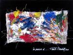 PEZZA 1 - Paolo Benedetti - Acrilico - 90€