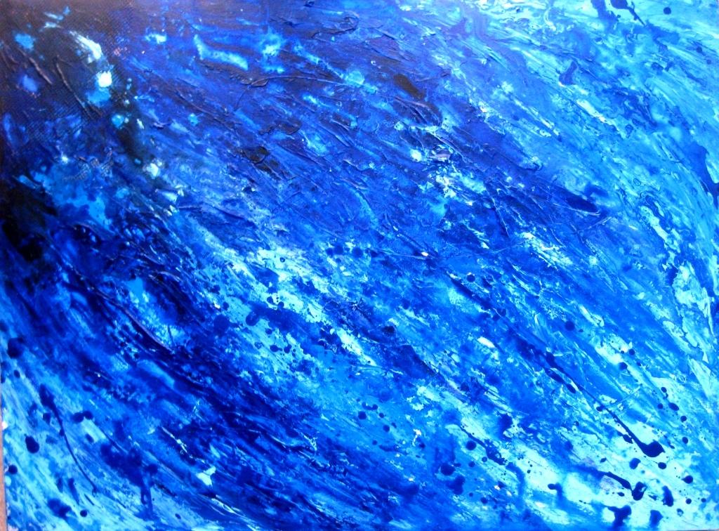 Underwater - anna casu - Acrilico