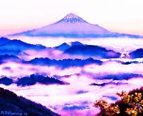 Monte Fuji2 - Michele De Flaviis - Digital Art