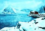 Paesaggio norvegese 2 - Michele De Flaviis - Digital Art