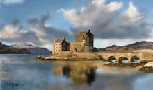 Paesaggio irlandese - Michele De Flaviis - Digital Art - 150€
