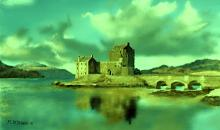 Paesaggio irlandese2 - Michele De Flaviis - Digital Art
