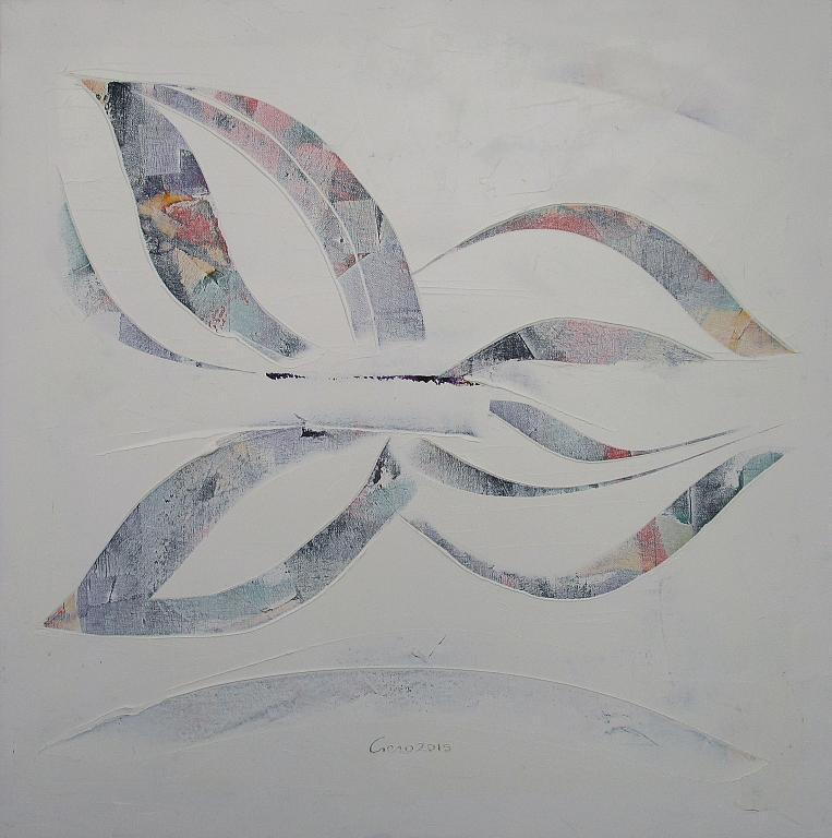 Metamorfosi - Girolamo Peralta - Olio - 250 €