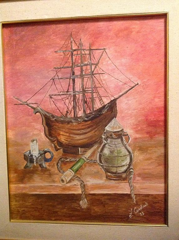 Cose da Marinaio - FABIO CARDINALI - Olio - 280,00 €