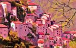 Lucchio2(Garfagnana-Toscana) - Michele De Flaviis - Digital Art