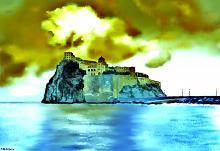 Isola d'Ischia2 - Michele De Flaviis - Digital Art