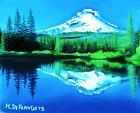 Specchio di montagna2 - Michele De Flaviis - Digital Art