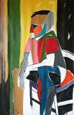 Autoritratto - Gabriele Donelli - Olio - 600€