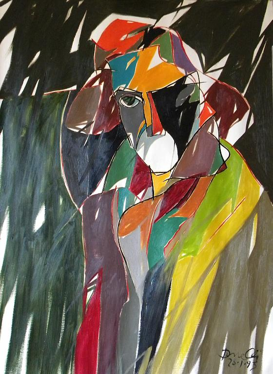 Ritratto di Ludwig van Beethoven - Gabriele Donelli - Olio - 400 €