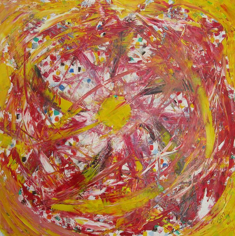 Cattivo presagio - Girolamo Peralta - Olio