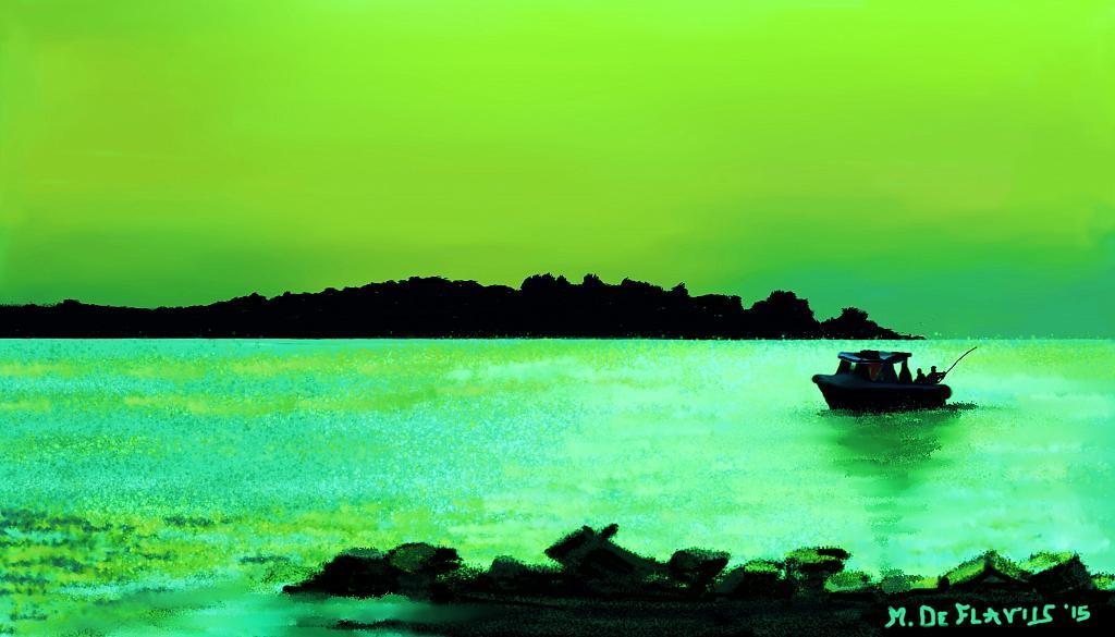 Croazia(2) - Michele De Flaviis - Digital Art