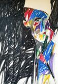 Ritratto di Umberto Boccioni - Gabriele Donelli - Pastelli - 300€