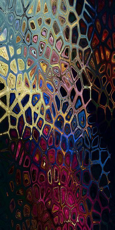 La rete delle anime - Massimo Di Stefano - Digital Art