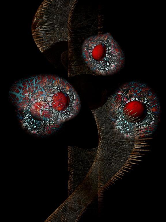 Organic mind - Massimo Di Stefano - Digital Art