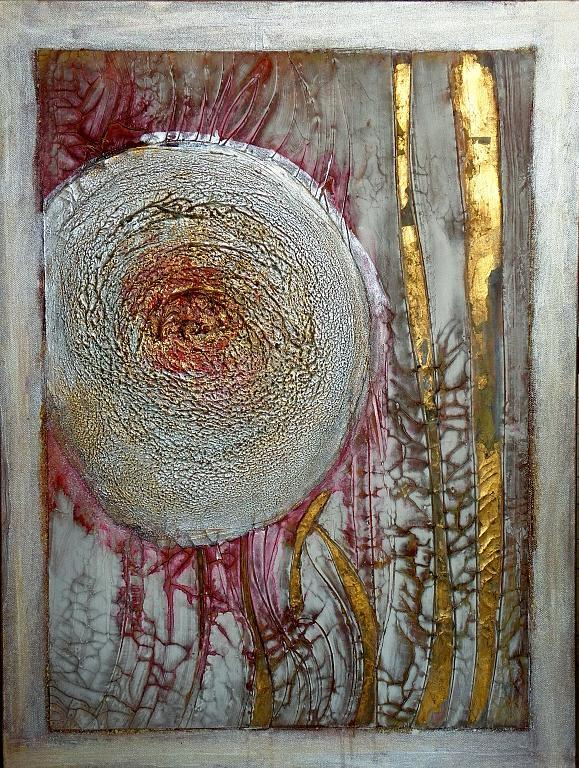 Embrione - Massimo Di Stefano - Mista su tela - 700 €