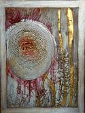 Embrione - Massimo Di Stefano - Mista su tela - 700€