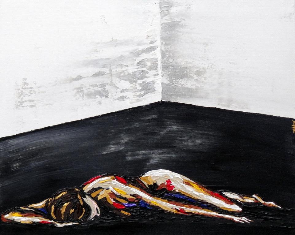 Loss - Daniela Pasqualini - Acrilico