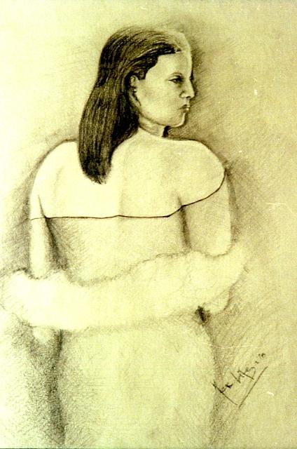 la madame - daniele rallo - matita -  €
