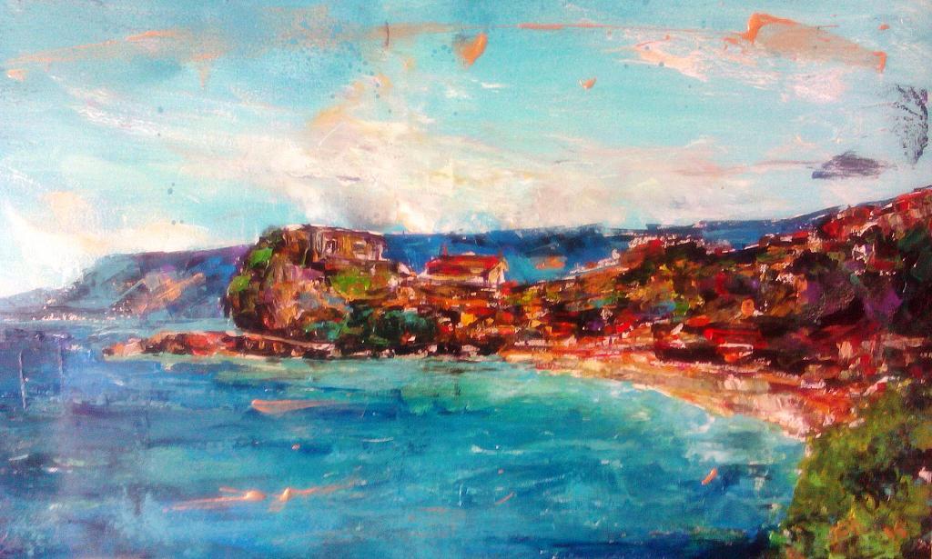 Estate Scillese - tiziana marra - Action painting - 320,00 €