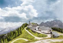 Paesaggio friulano - Michele De Flaviis - Digital Art