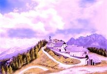 Paesaggio friulano2 - Michele De Flaviis - Digital Art