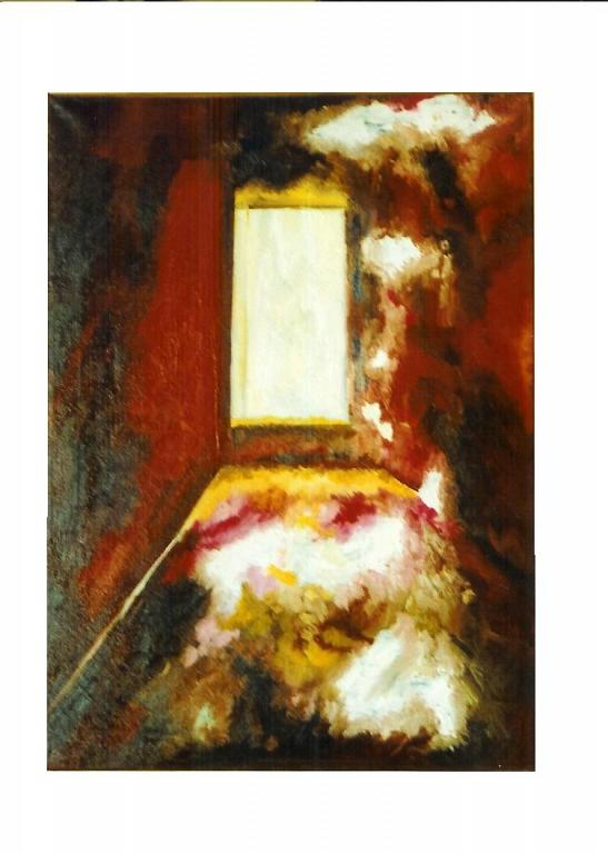 Uscita (O.) - Francesco Granelli - Olio - 750 €