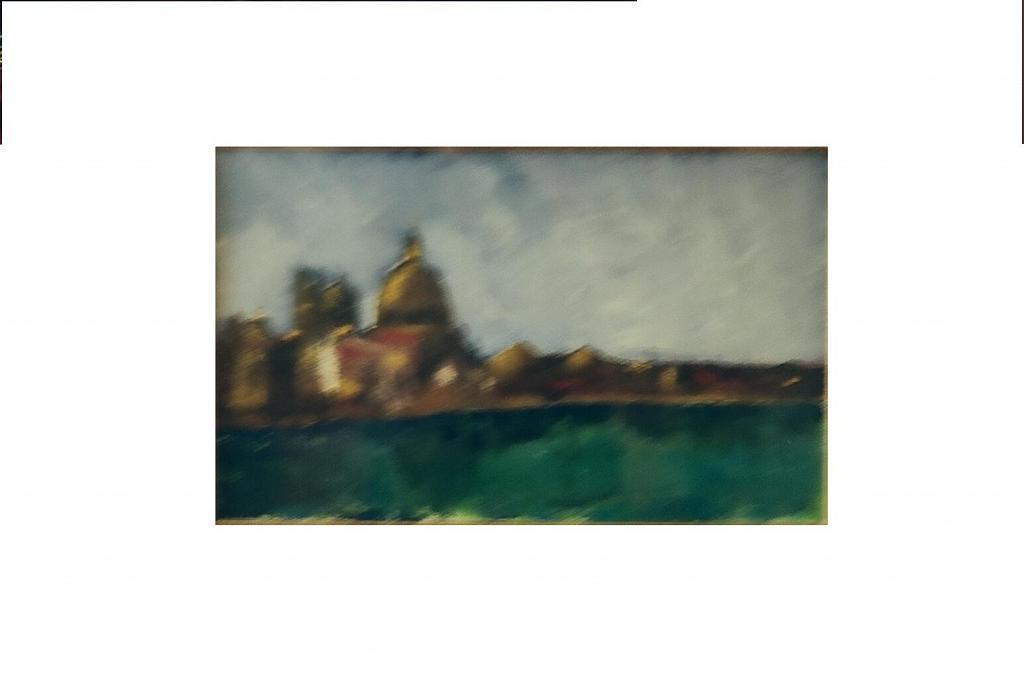 Venezia - Francesco Granelli - Olio - 750 €