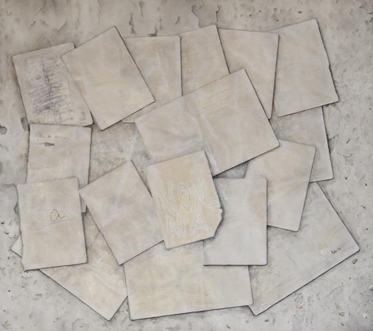 pagine e memoria - daniele Rallo  - mista - 1200 €